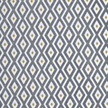 Dekostoff Jacquard Switch Citron