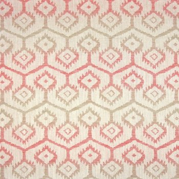 Polsterstoff Jacquard Estoril Cranberry