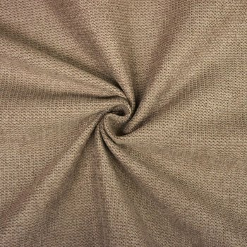 Polsterstoff Chenille Blade Taupe